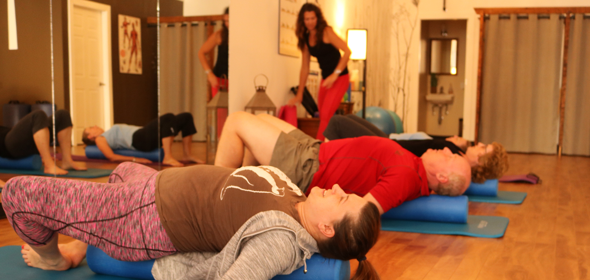 Group Classes at Eternity Pilates
