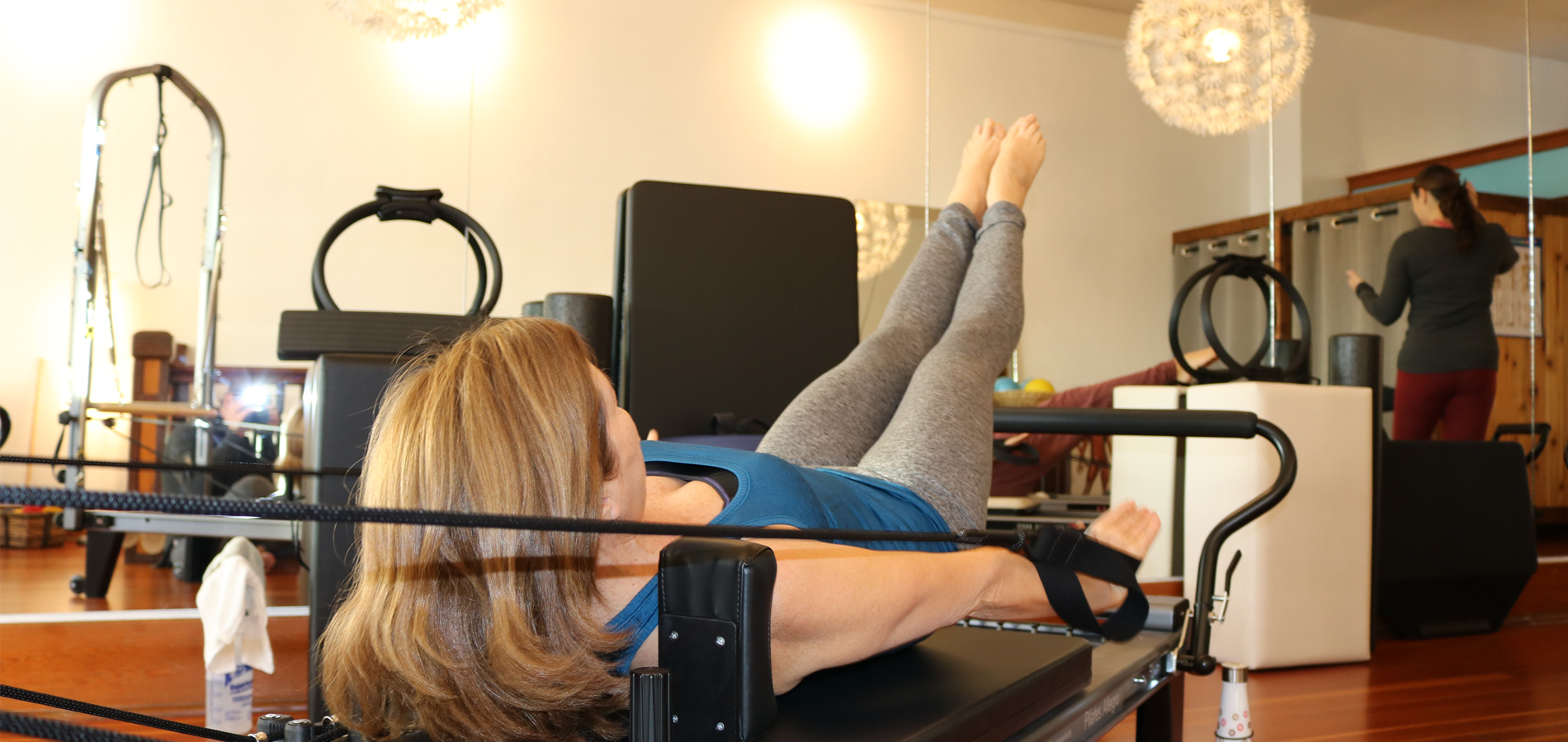 Work with the reformer
