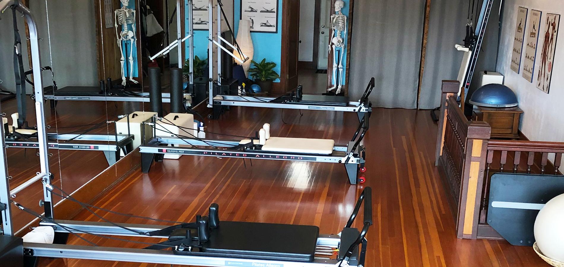 Eternity Pilates Studio's New Trio Class